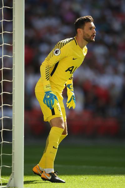 Hugo Lloris Tottenham 2017
