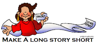 Meaning and Sentence of the idiom'Make a long story short'