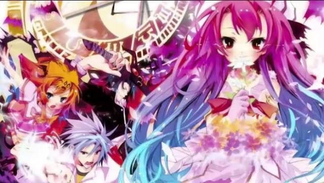 Anime Magic School Romance Terbaik - Itsuka Tenma no Kuro Usagi