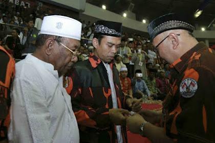 Ditolak Nuril di Semarang, Ribuan Anggota Pemuda Pancasila Siap Kawal Safari Dakwah UAS