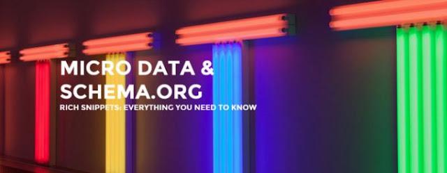 Cara Mudah Memasang Microdata Schema Org di Blog untuk SEO