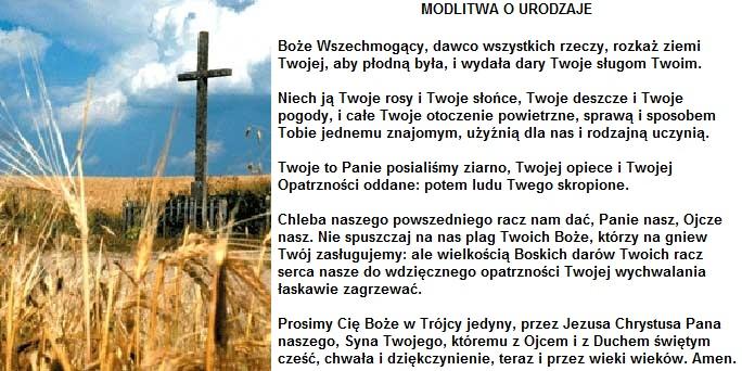 Inicjatywa Modlitwy Wstawienniczej: Dni Krzyżowe, czyli dni ...