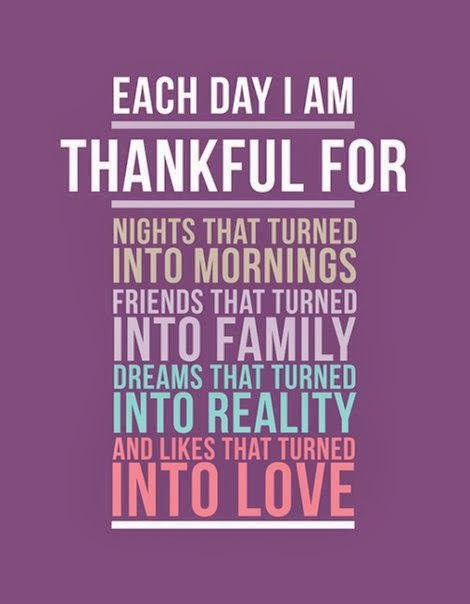 Quotes About Being Thankful For Friends. QuotesGram