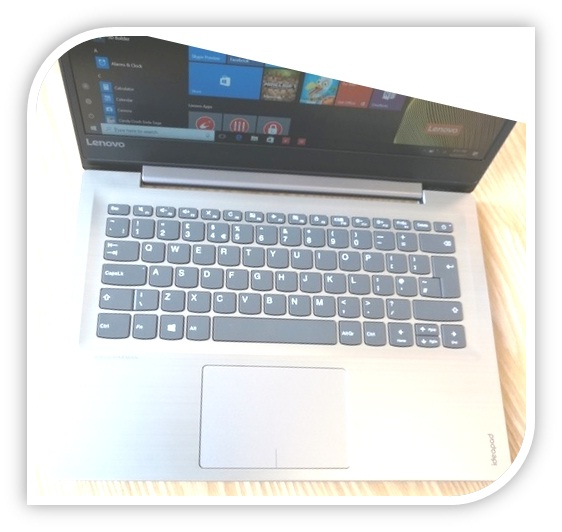 Information and Technology: Lenovo Ideapad 320 keyboard not