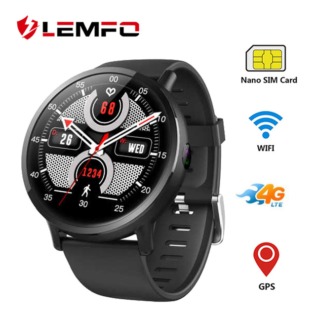 7aa4a583fbe The LEM X smartwatch comes with powerful functions similar to the  smartphones
