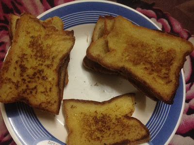 Bangla French toast