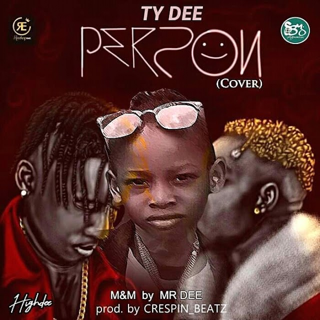 [Music] Ty Dee – Person (Cover)
