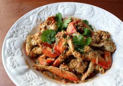 Food Wishes Video Recipes Singapore Chili Crabs King Of The Crab Recipes