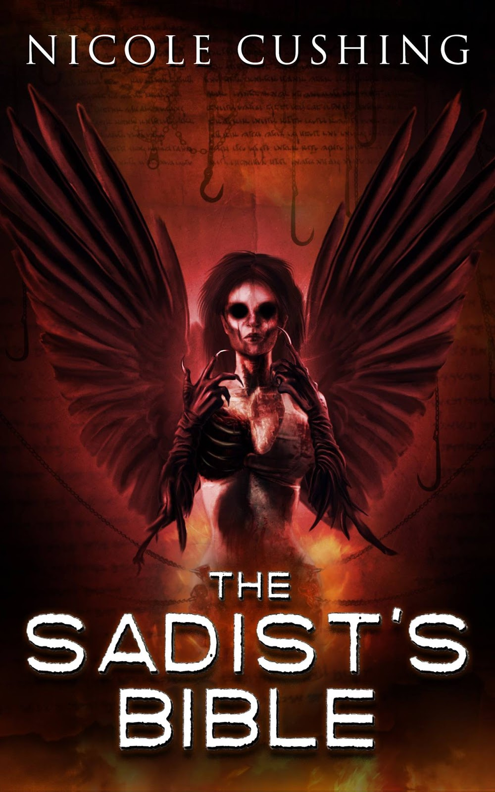 The horror fiction review april 2016 the sadists bible by nicole cushing 2016 01 publishing 87 pp ebook fandeluxe Choice Image