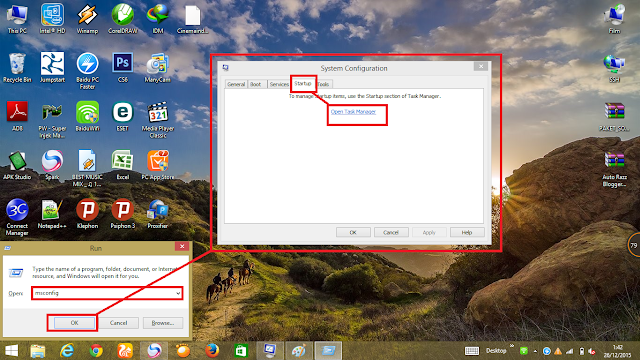 Cara Percepat Booting Windows 8.1