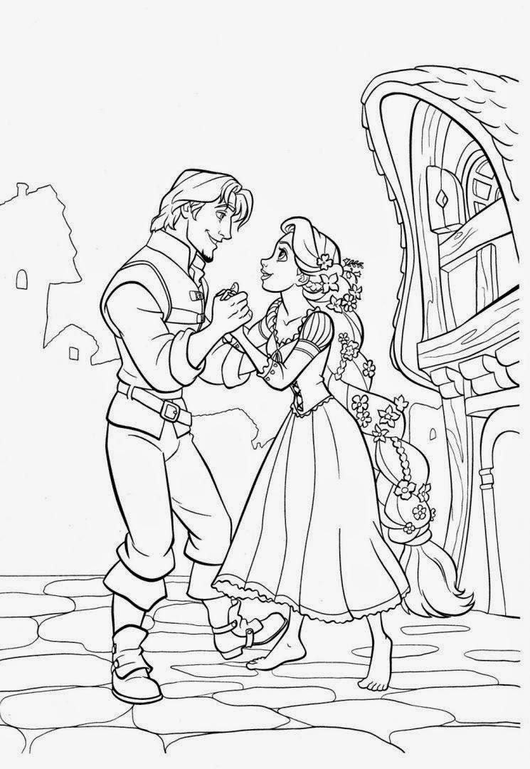Arquivo Para Rapunzel Fazendo A Nossa Festa