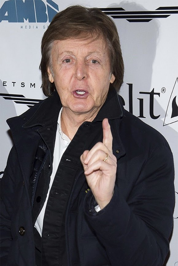 Paul McCartney poursuit en justice Sony/ATV Music Publishing