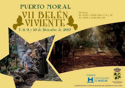 Belén Viviente 2017 - Puerto Moral
