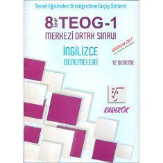 Karekök 8.Sınıf TEOG-1 İngilizce Denemeleri (2017)