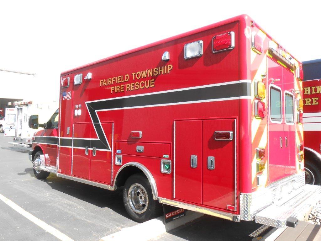 Horton Emergency Vehicles: June 2013