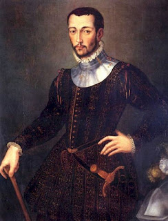 Grand Duke Francesco I de' Medici