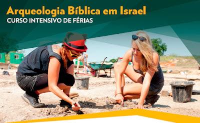 Arqueóloga Katia Cytryn-Silverman convida para curso e escavações em Israel