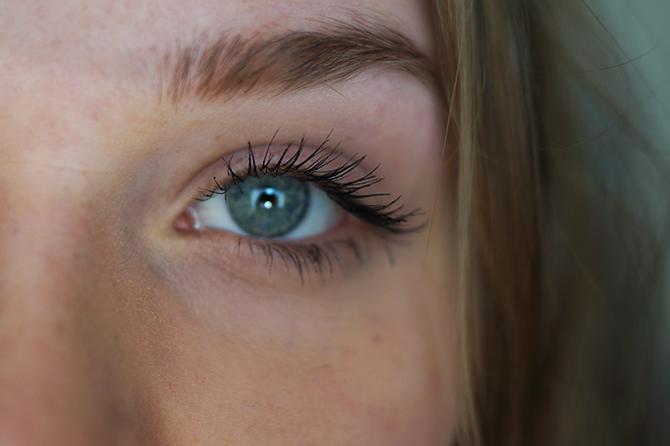 Close-ups van jezelf maken