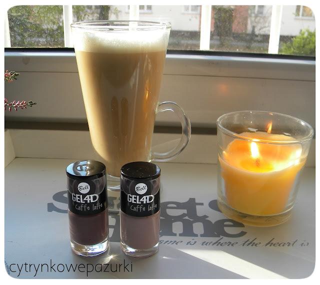 Bell Gel4D Caffe Latte 03 i 04