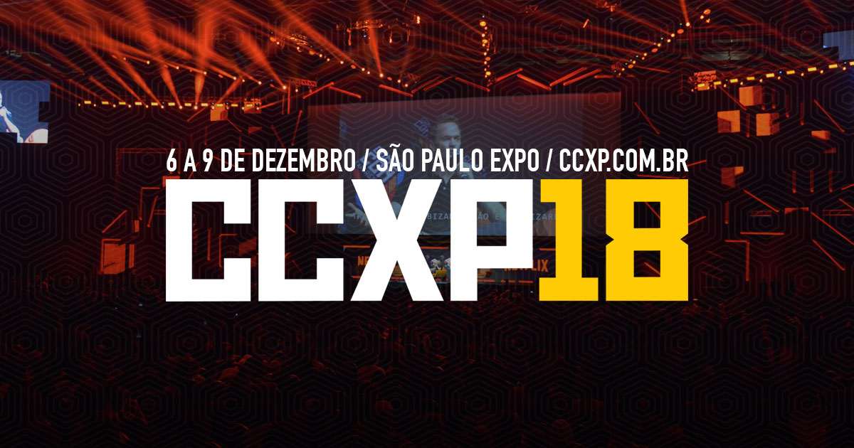 Guia completo de sobrevivência CCXP 2018