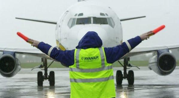 Sciopero Voli Ryanair in Italia Belgio Portogallo Spagna, 25 26 luglio.