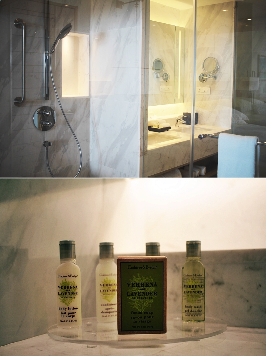 badezimmer hotel marmor