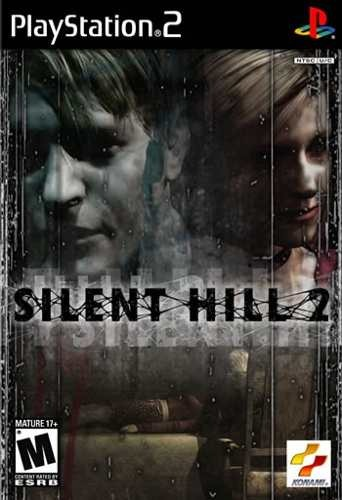 SILENT HILL 2 NTSC (PS2)