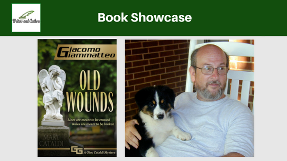 Book Showcase: Old Wounds by Giacomo Giammatteo