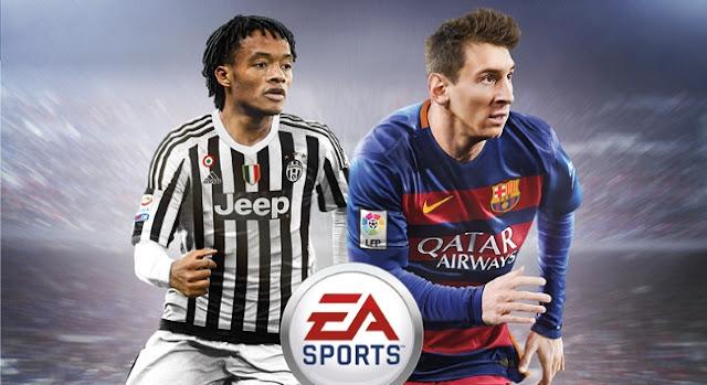 El fichaje de Cuadrado por la Juve obliga a cambiar la portada del FIFA16