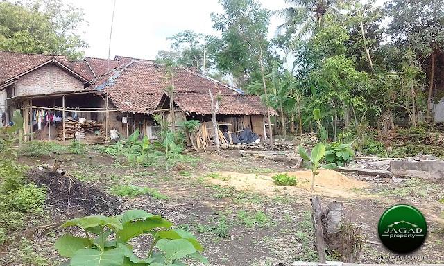 Tanah jalan Wates Km 13 Argorejo Sedayu