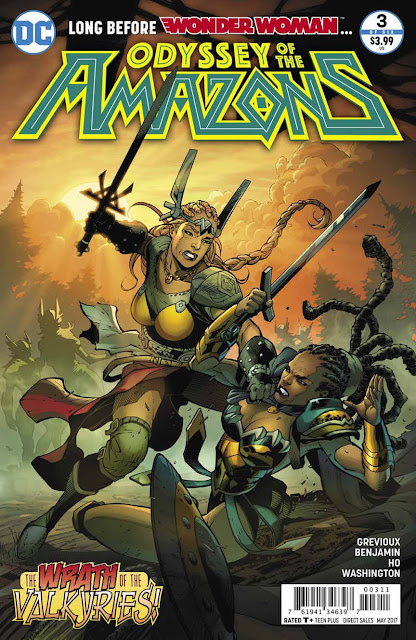 ODYSSEY OF THE AMAZONS 3