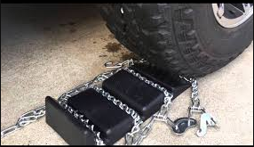 Versatile And Durable Snow Chains to Fit All Size of Tyres And Vehicles