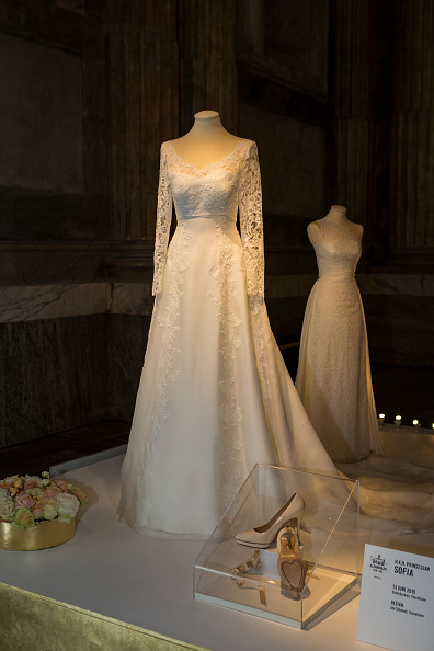 Royal Family Around the World: Swedish Royal Wedding Dresses ...