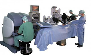 How Is Uterus Removed During Robotic Hysterectomy