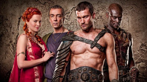 Spartacus: Ancient Roman society