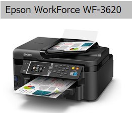 Epson WF-3620 Pilote Imprimante Pour Windows et Mac