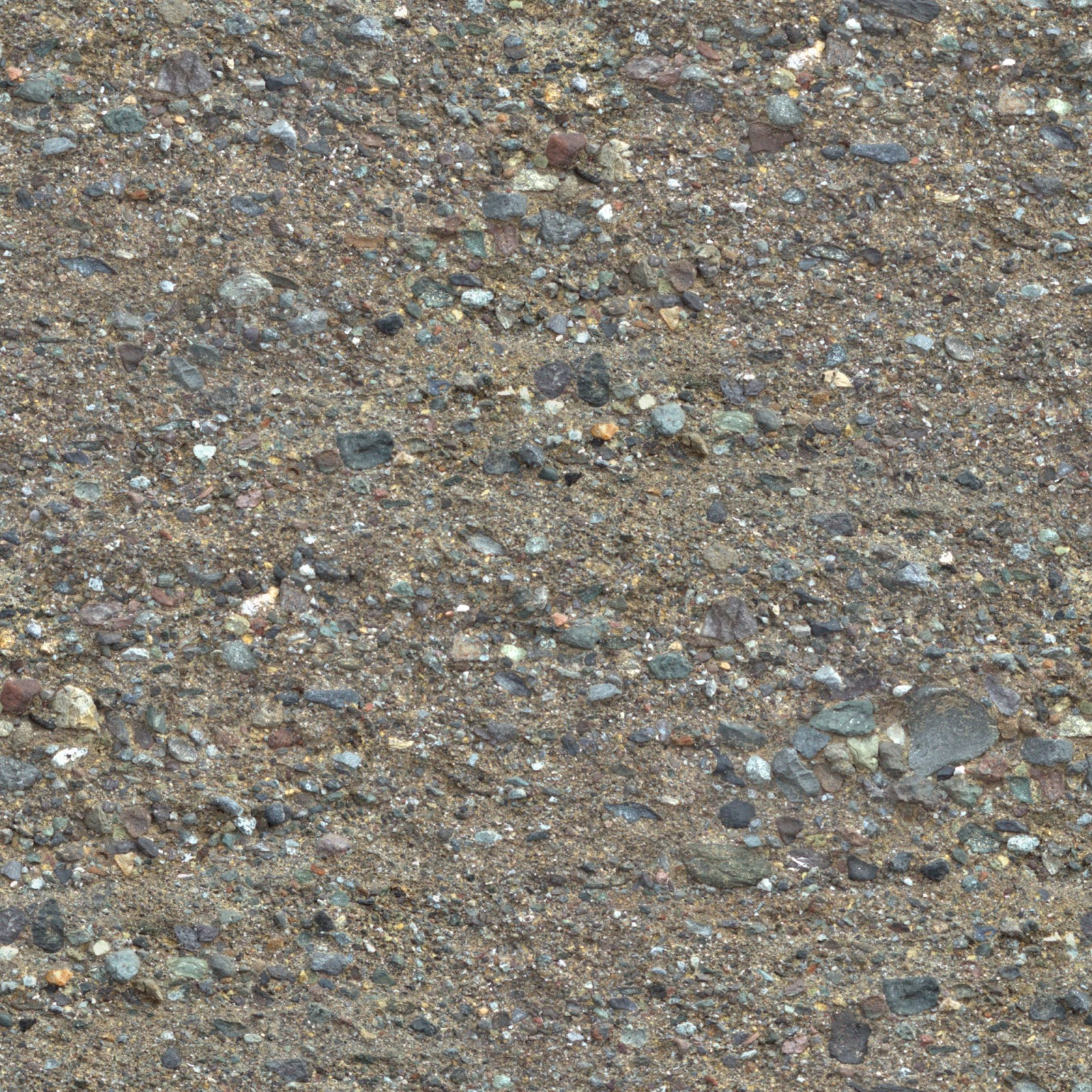 Sandy stone wall seamless texture 2048x2048
