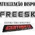 Freesky The Rock Nova atualização 25/07/18