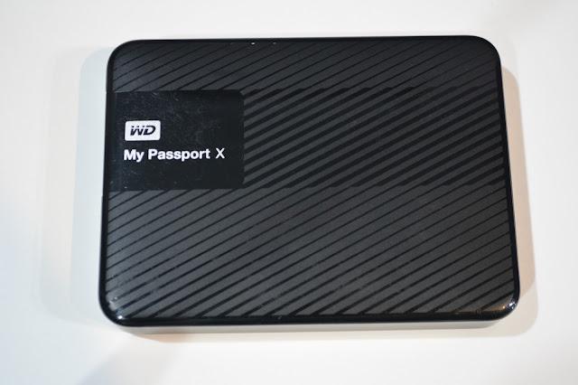 WD My Passport X
