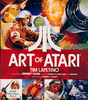 Art of Atari book cover