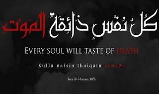 Kata Mutiara Islam Tentang Kematian