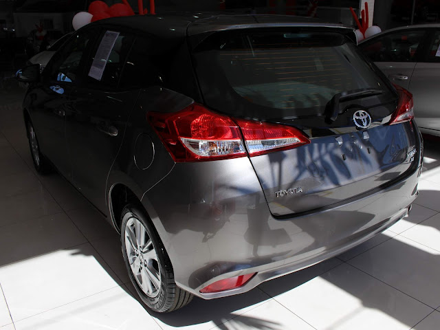 Toyota Yaris XL 1.3 Manual