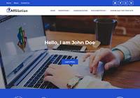 Afiliasi Blogger Template adalah portofolio on-site kreatif kreatif responsif dan terbaru Blogspot Theme dengan desain bersih, berani, modern dan elegan