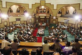खंडवा ट्राफिक डीएसपी को लेकर सदन में हंगामा