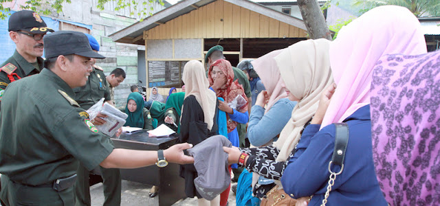 Banyak Mahasiswi di Aceh Terjaring Razia Syariat Islam