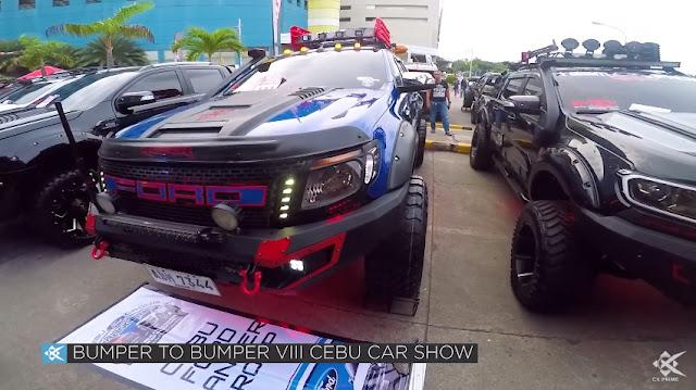 Bumper to Bumper VIII Cebu