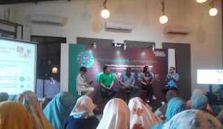 Talkshow & Launching Kemasan & Logo Baru So Good