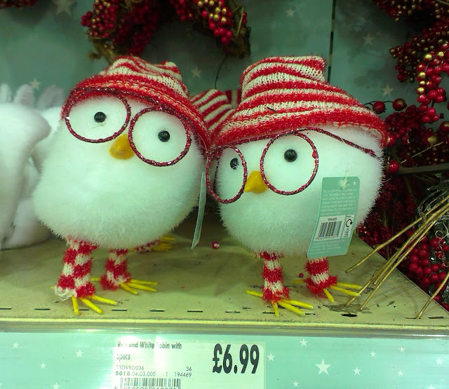 Bird Christmas Decorations at Homebase