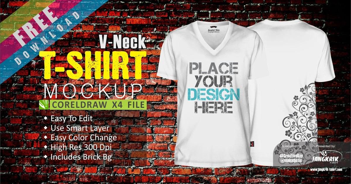 Download Mockup Kaos Polos Lengan Panjang Cdr - Kumpulan Model Kemeja