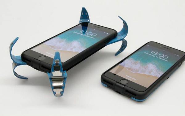 ابتكار رائع لحماية الهواتف الذكية من مخاطر السقوط